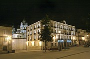 Plaza Mayor, Lugo, España