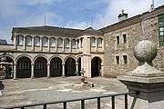 Casa Consistorial de Meira, Meira, España