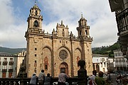 Camara Canon EOS 350D DIGITAL Catedral de Mondonedo Lugo MONDOÑEDO Foto: 13842