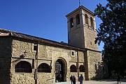 Iglesia de Santo Tomas, Segovia, España
