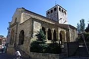 Iglesia de San Clemente, Segovia, España