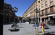 Avenida de Fernandez Ladreda, Segovia, España