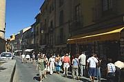 Foto de Segovia, Calle Marques del Arco, España - Calle Marqués del Arco