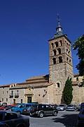 Iglesia de San Andres, Segovia, España
