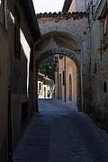 Calle Velarde, Segovia, España