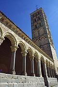 Iglesia de San Esteban, Segovia, España