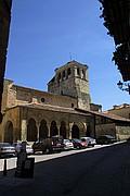 Iglesia de la Trinidad, Segovia, España