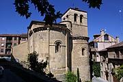 Iglesia de San Nicolas, Segovia, España