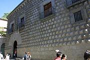 Casa de los Picos, Segovia, España