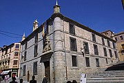 Biblioteca y archivo provincial, Segovia, España