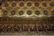 Alcazar de Segovia, Segovia, España