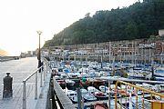 Puerto de Donosti, San Sebastian, España