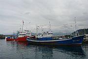 Puerto pesquero, Getaria, España