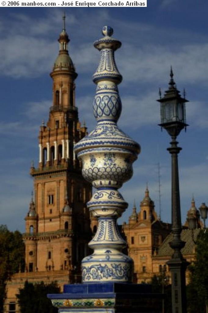 Sevilla Plaza de España Sevilla