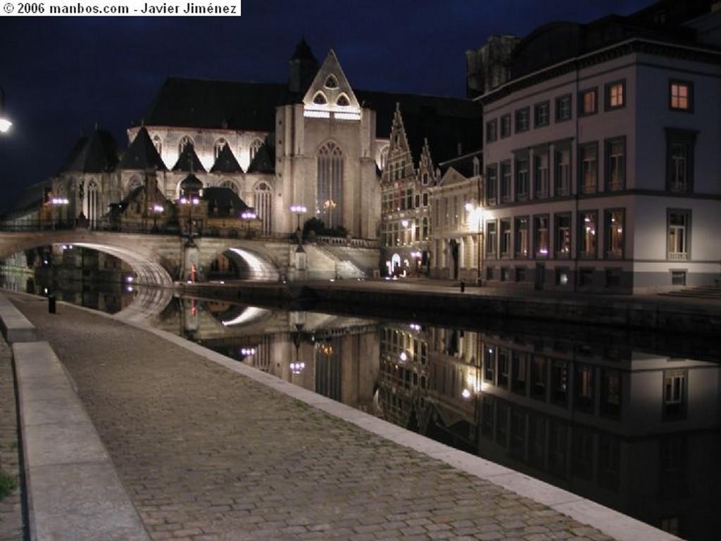 Gante CANAL Gante