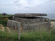 Acantilados de Longues, Longues, Francia
