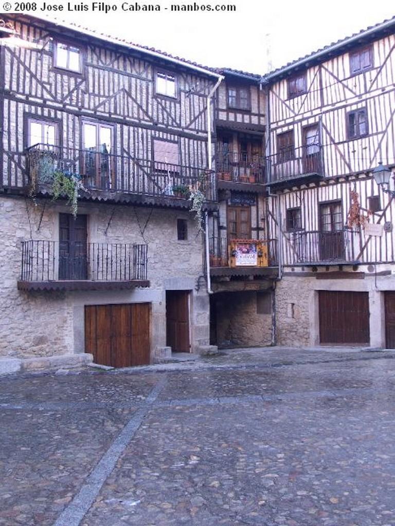 Bejar Torre de San Gil Salamanca