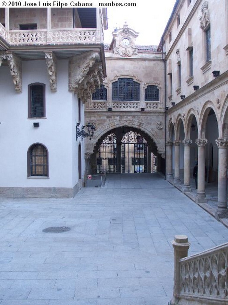 Ciudad Rodrigo Palacio de los ?guila Salamanca