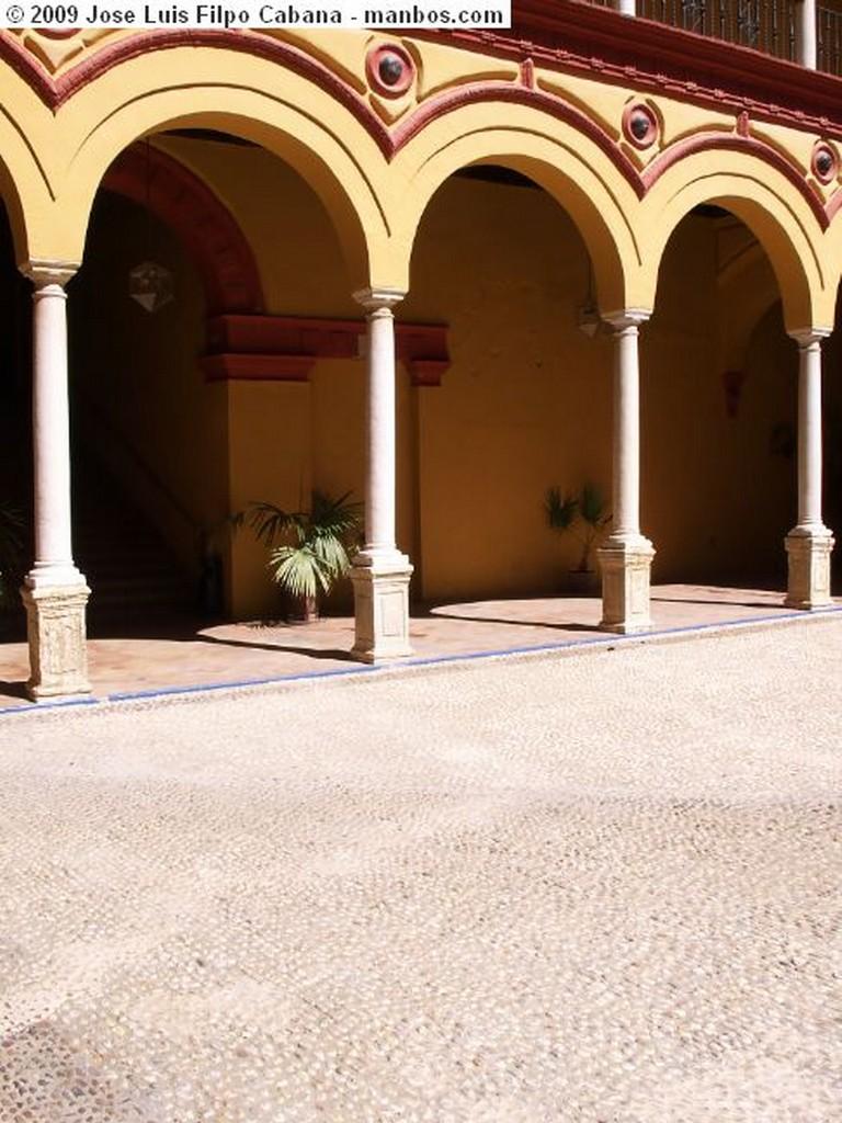 Villalba del Alcor Puerta del Sol Huelva