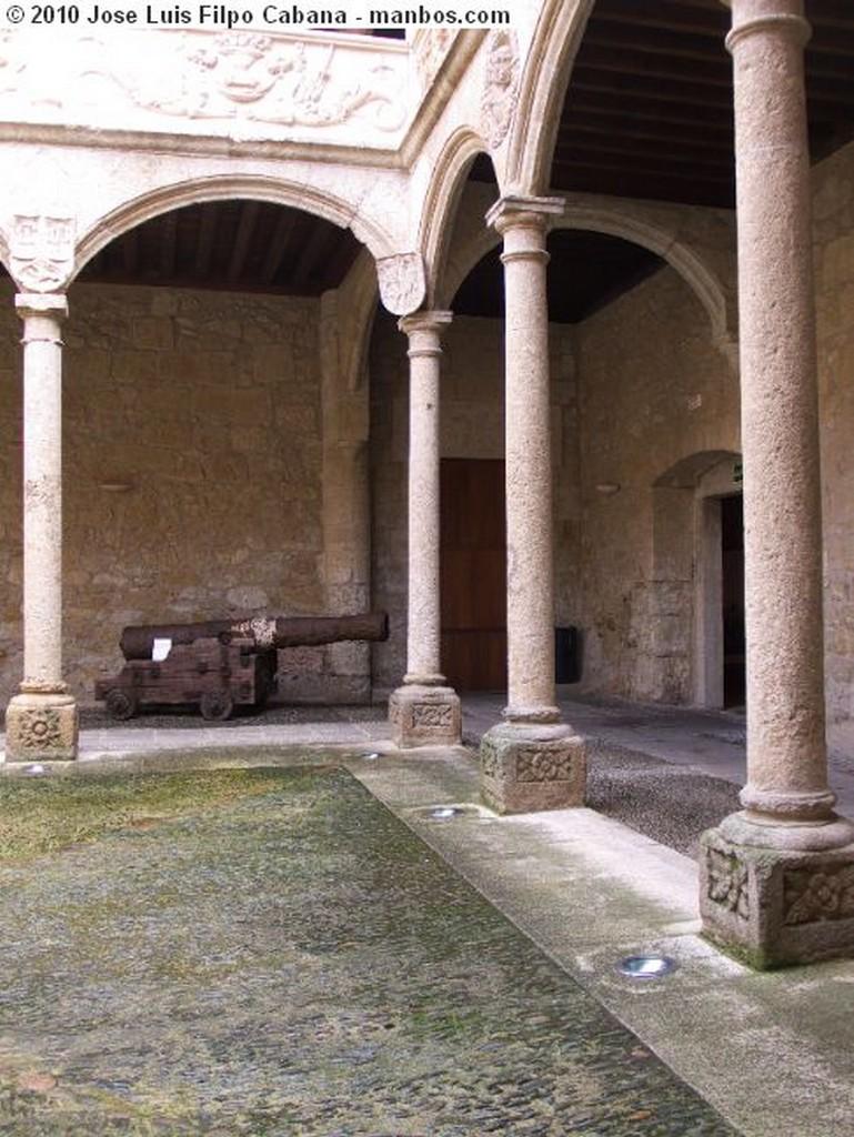 Salamanca Claustro de  Procesiones Salamanca