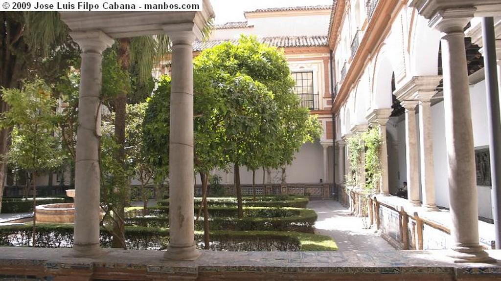 Carmona Calle San José Sevilla