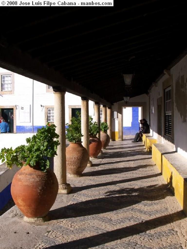 Obidos Óbidos, ciudad amurallada Obidos