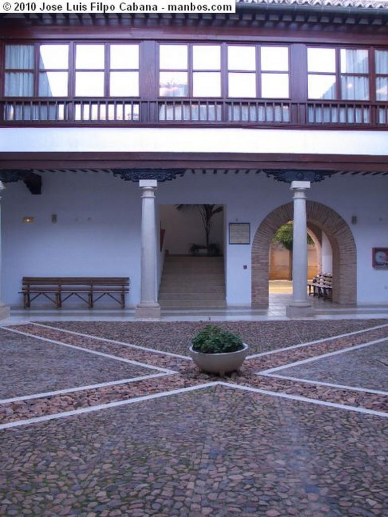 Almagro Claustro del Convento de la Asuncion Ciudad Real