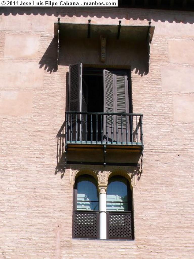 Huesca Arte neorromanico Huesca