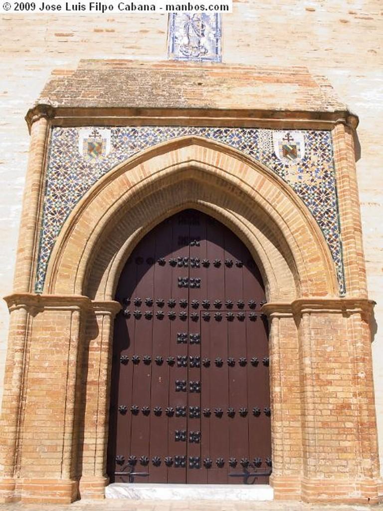 Carmona Iglesia de Santiago Sevilla