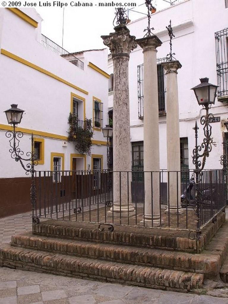 Sevilla El Claustro Mayor Sevilla