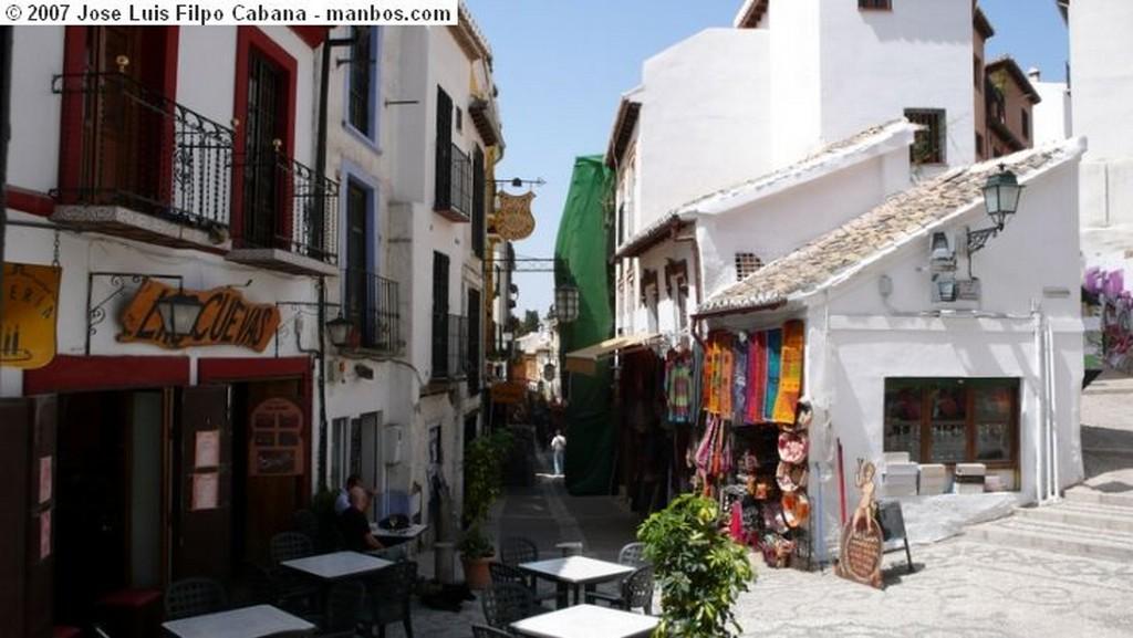 Granada Casa de Hernán López el Feri Granada