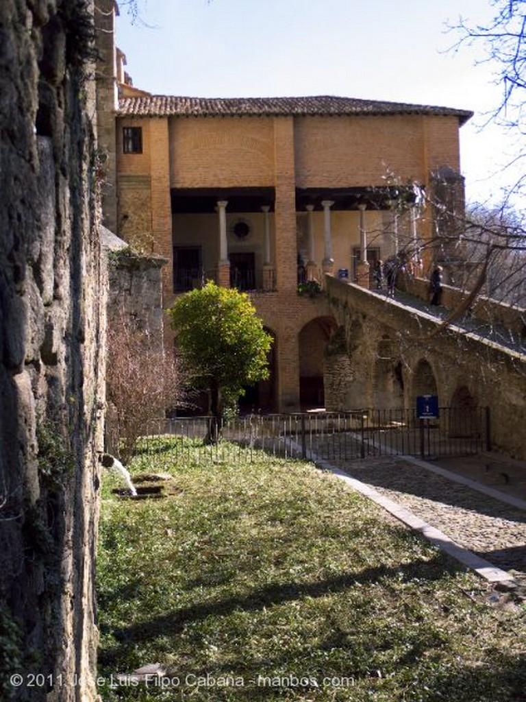 Salamanca Claustro de los Reyes Salamanca