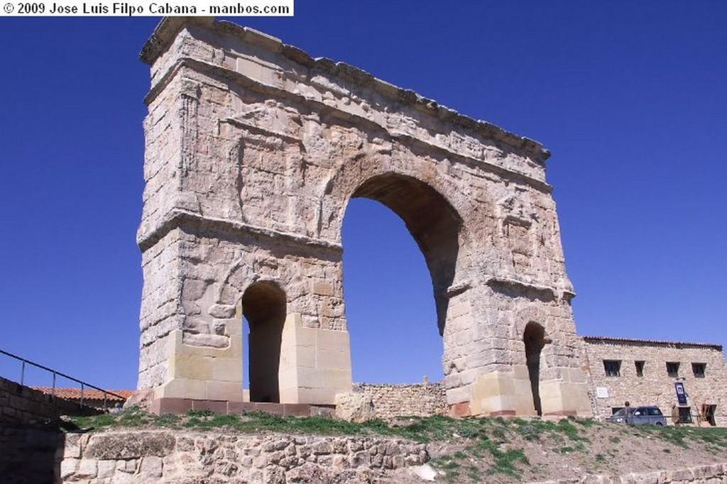 Volubilis Templo de Júpiter Meknes