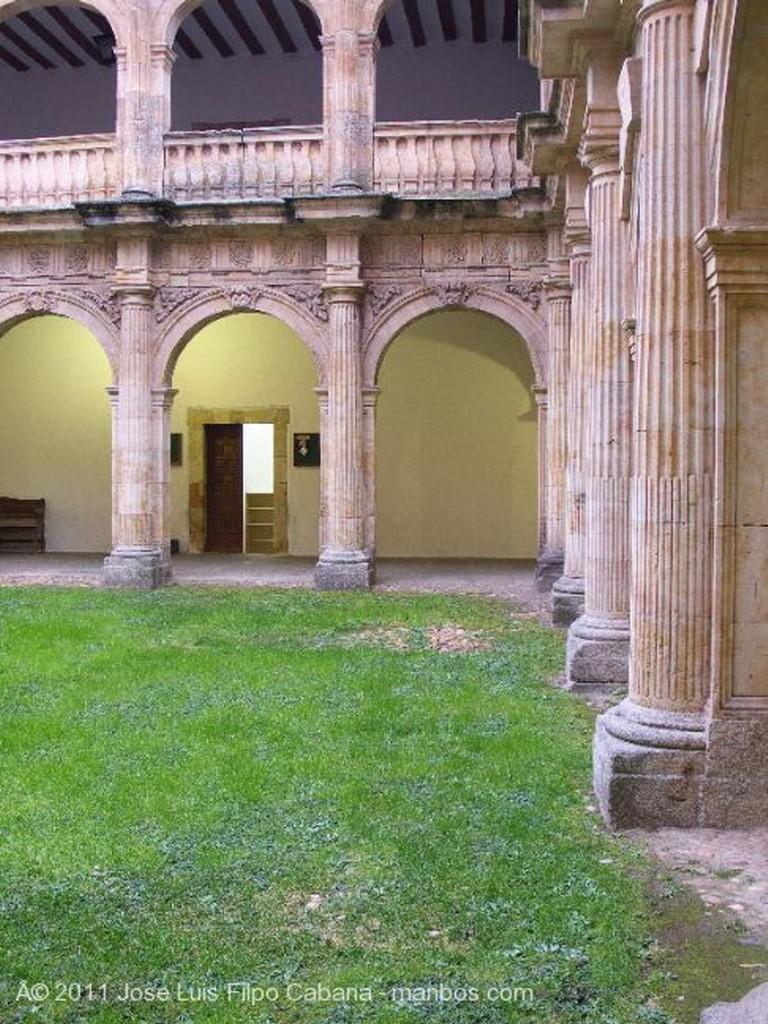 Sevilla Convento de Santa Clara. Claustro Sevilla