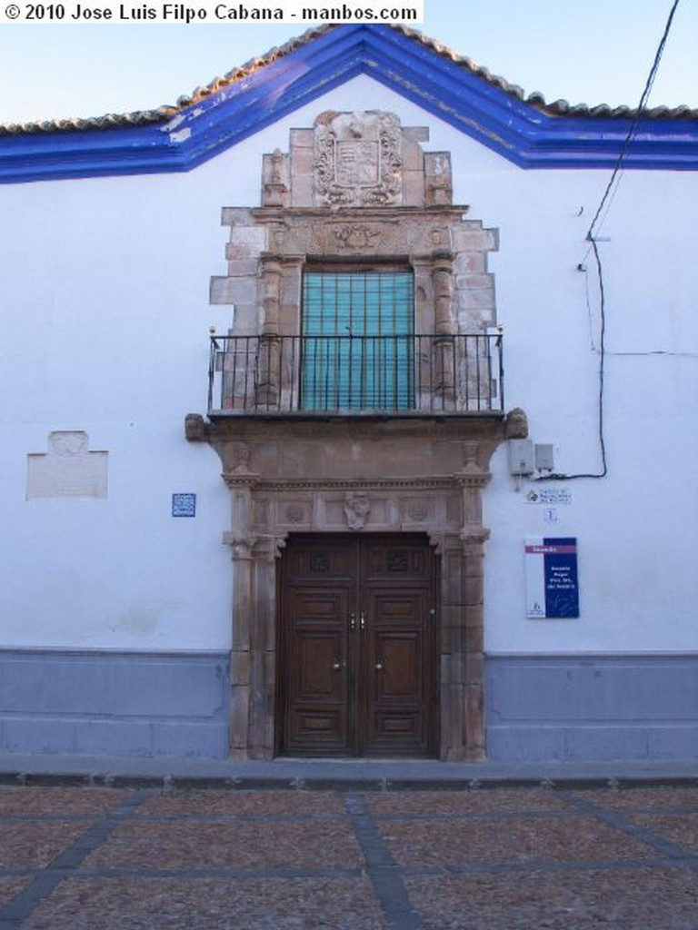 Almagro Condes de Valdeparaiso Ciudad Real