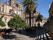 Catedral de Santa Maria de la Sede, Sevilla, España