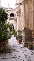 Monasterio de San Juan de los Reyes, Toledo, España