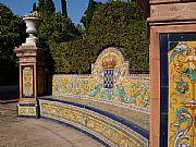 Real Alcazar, Sevilla, España