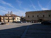 Plaza Mayor, Cogolludo, España