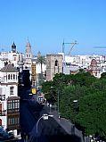 Iglesia Santa Catalina, Sevilla, España