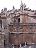 Catedral, Sevilla, España