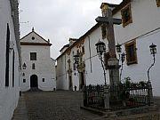 Cristo de los Faroles, Cordoba, España