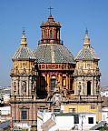 Iglesia de San Luis, Sevilla, España