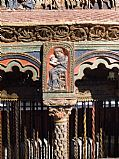 Basilica de San Vicente, Avila, España