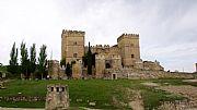 Castillo de Ampudia, Ampudia, España