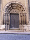 San Pedro el Viejo, Huesca, España