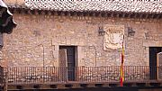 Camera DMC-LX2 Casa Consistorial (s. XVI) Jose Luis Filpo Cabana Gallery ALBARRACIN Photo: 18915