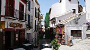 Albayzin, Granada, España