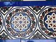Foto de Sevilla, Juderia, España - Nuevos Azulejos