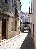 Barrio medieval, Alburquerque, España